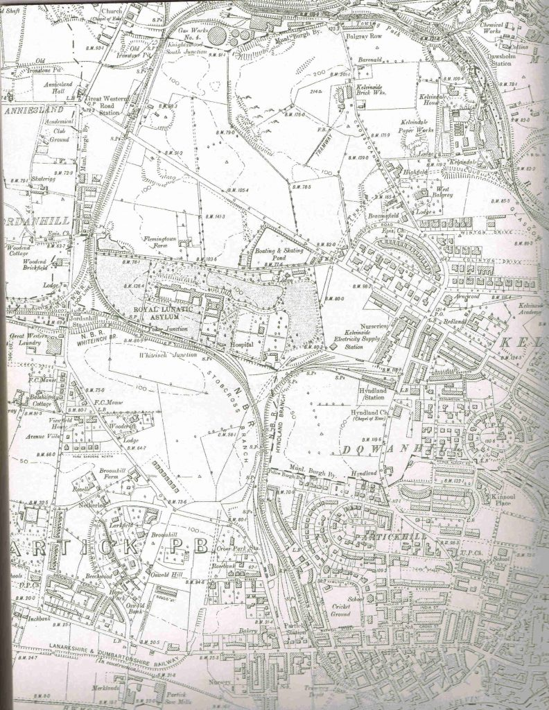 1918 Map Extract